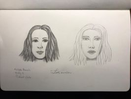Face study 3 by Lathminster