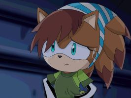 Sonic X fake screencap: Bristol, Allison M. by TothViki