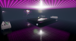 High Res Club Rouge Stage by RebornBeatz