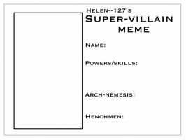 Super-villain Meme by Helen--127
