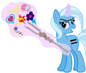 AU Trixie by SunsetShimmer333
