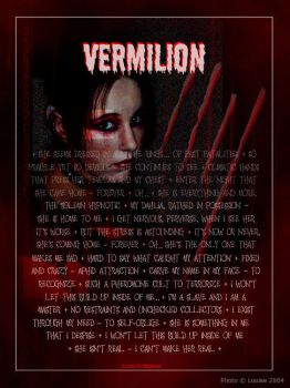 Vermilion by LittleMissEvil