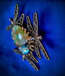 Dragonfly Astral Brooch_2 by Eli-ArsNexus