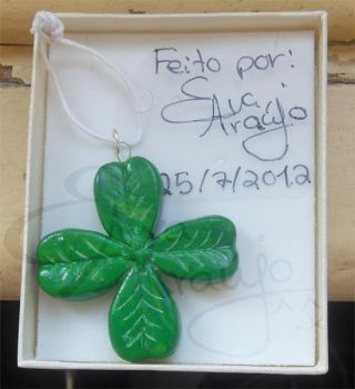 Clover Amulet Final Project by SamuraiMoon
