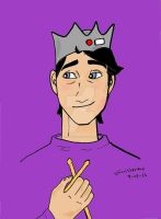 Hey Jughead Where Are You ? by gARY519mOORE
