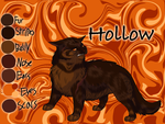 Hollow of Breeze's Camp - Code of the Forest by Jayie-The-Hufflepuff