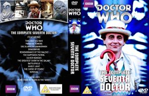 The Complete Seventh Doctor Boxset by Cotterill23