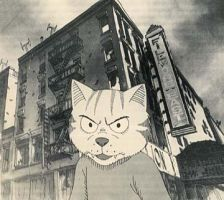 Fritz the cat by thatcaligfunk