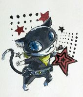 Morgana by SuperG0blin