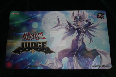 Silent Magician | Custom Playmat by Gaia206
