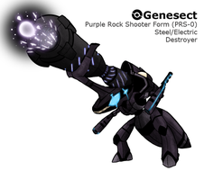 Genesect BRS Form
