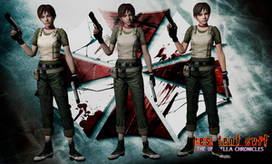RE:UC Rebecca Chambers final Update by OTsunaO