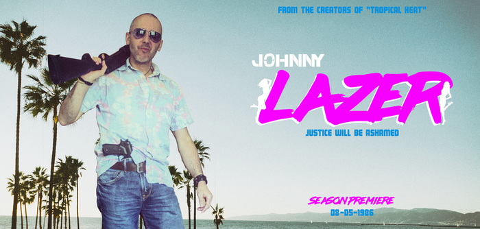 Johnny Lazer by juanjoharo