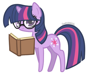 Nerdy Twi ( PayPal commissions? ) by Freakization