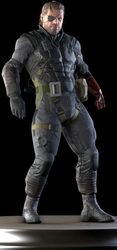 Venom Snake (Sneaking Suit) by Yare-Yare-Dong