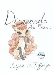 Vulpix at Tiffany's by Truthdel