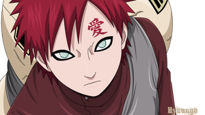 Sabaku no Gaara by Hyuuugo