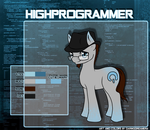 HighProgrammer Contest Entry by Dare2DreamMedia