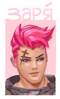 Zarya by fivetinsoldiers