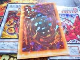 5D's OCG Cards holographic by Carlos123321