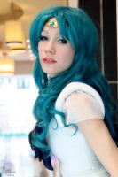 Sailor Neptune I - I by EnchantedCupcake
