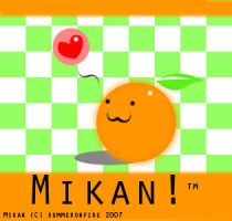 ::Mikan:: by summeronfire