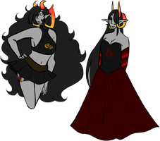 More Troll Lady adopts by C0dexC0re