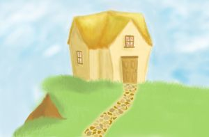 Little House by 007Ashley