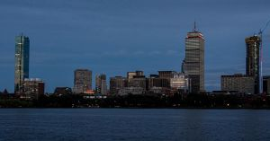 Evening in Boston by jjcpix