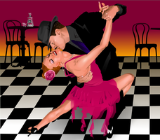 Tango for 1800 Tequila by QuicheLoraine