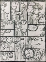 AANNGGSSSTT Project/Heart Attack Page 21 (Part 3) by LarryDaCat
