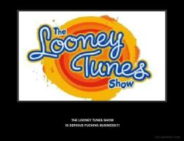 The looney tunes show by Strangerswithcandy1