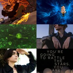 Jim Hawkins aesthetic challenge by PinkLemon91