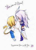 You are not Alone - FFIX by MitsukoUchiha