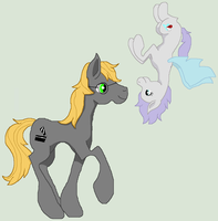 Gemmy With Grandpa Editor by SummerSketch-MLP