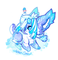 [Free Raffle!] Aether Cloud~ [Over!] by manaberry