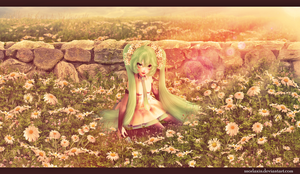 [MMD] Meadow by Snorlaxin