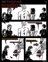 Darklings - Issue 1, Page 19 by RavynSoul