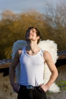 Grunge Angel stock 50 by Random-Acts-Stock