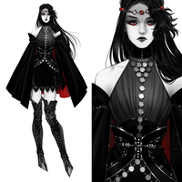 Morana / Finished concept by ILICHEVA