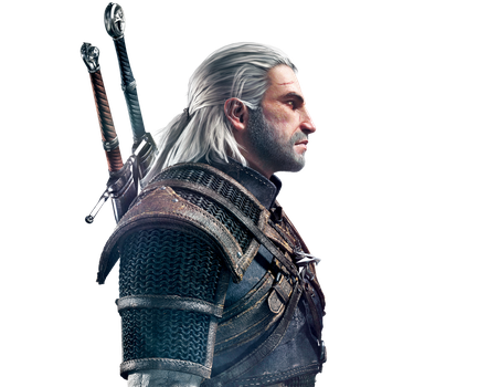 Witcher 3 Geralt wallpaper by Scratcherpen