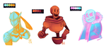Colour palette challenge by Gameaddict1234