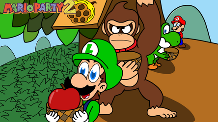Mario Party: The Top 100 - Honeycomb Havoc by GR3N1NJ4-L0RD