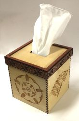 Game of Thrones Tissue Box Cover by Athey