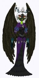 The Book of Life - Genderbent Xibalba by Shadeink