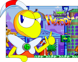 Dynamite Headdy by Neo-Kirby-and-watch