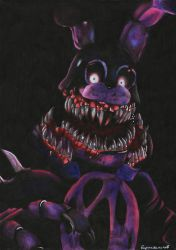 Twisted Bonnie by Rayquazanera