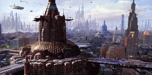 2130 Future City by Scott Richard by rich35211