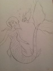 Mermaid concept. by 10stanford