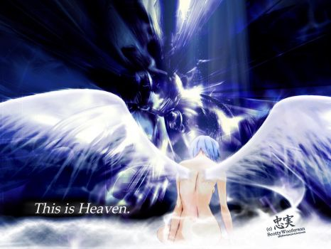 Evangelion - This Is Heaven by ScottyWooferson